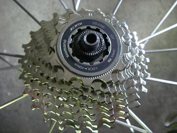 自転車 ギア 交換 シマノ 105 5700 ...